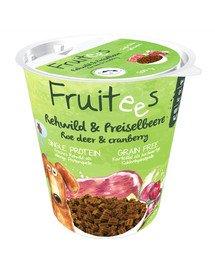Fruitees Snack sarna & żurawina 200 g