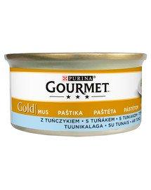 Gold Mus z tuńczykiem 85 g
