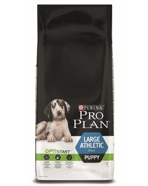 PRO PLAN Large athletic puppy 12 kg