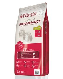 Medium performance 15 kg