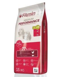 Medium performance 15 kg