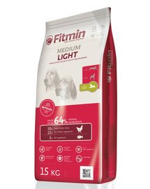 Medium light 15 kg