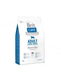 Care Adult Large Breed lamb & rice 3 kg