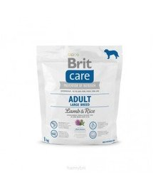 Care Adult Large Breed lamb & rice 1 kg
