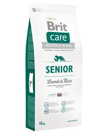 Care Senior lamb & rice 12 kg