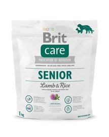 Care Senior lamb & rice 1 kg