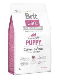 Care Grain-Free Puppy salmon & potato 3 kg