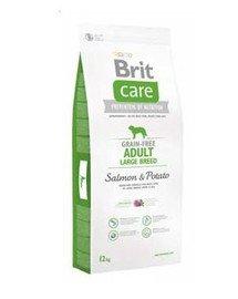 Care Grain-Free Adult Large Breed salmon & potato 3 kg