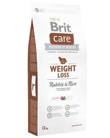 Care Weight Loss rabbit & rice 12 kg