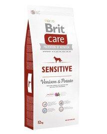 Care Sensitive venison & potato 12 kg