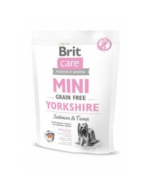 Care Grain Free Mini Yorkshire 400 g