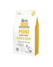 Care Mini Grain Free hair & skin 7 kg