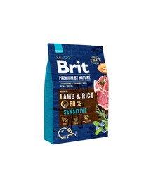 Premium By Nature Sensitive Lamb 3 kg