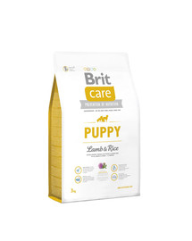 Care Puppy lamb & rice 3 kg