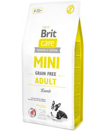 Care Grain-Free Mini adult lamb 7 kg