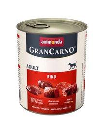 Grancarno puszka wołowina 800 g