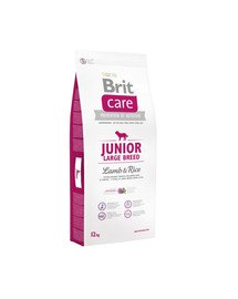 Care Junior Large Breed lamb & rice 12 kg