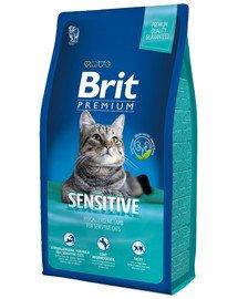 Premium Cat Sensitive 8 kg