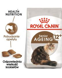 Ageing +12 4 kg karma sucha dla kotów dojrzałych