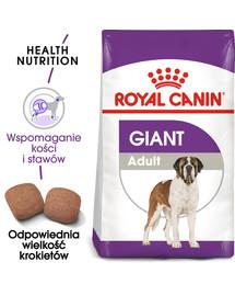 Giant Adult 15 kg karma sucha dla psów dorosłych, od 18 lub 24 miesiąca życia, ras olbrzymich