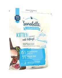 Sanabelle kitten drób 400 g