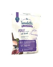 Sanabelle adult struś 400 g