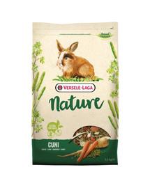 Cuni Nature - dla królików miniaturowych 2,3 kg