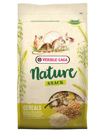 Snack Nature Cereals - prażone zboża, owoce i warzywa 500 g