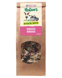 Snack Bits Hibiscus - kąski wysokobłonnikowe z hibiskusem 60 g