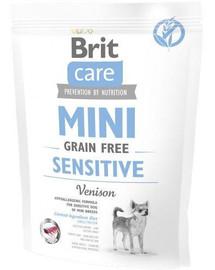 Care Dog Mini Grain-Free sensitive 400 g