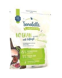 Sanabelle No grain drób 400 g