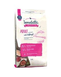 Sanabelle adult drób 2 kg