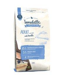 Sanabelle adult pstrąg 2 kg