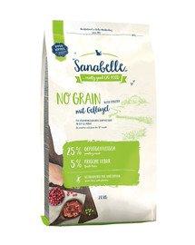 Sanabelle No grain drób 2 kg