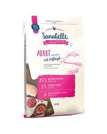 Sanabelle adult drób 10 kg