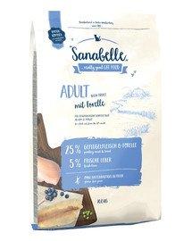 Sanabelle adult pstrąg 10 kg