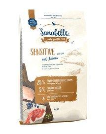 Sanabelle sensitive jagnięcina 10 kg