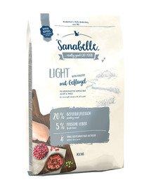 Sanabelle light drób 10 kg