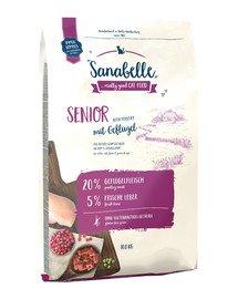 Sanabelle senior drób 10 kg
