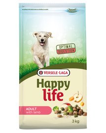 Happy life adult lamb 15 kg