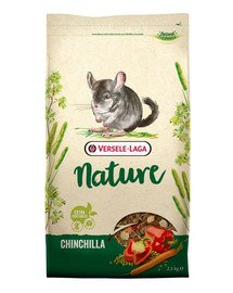Chinchilla Nature - dla szynszyli 2,3 kg