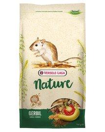 Gerbil Nature - dla myszoskoczków 750 g