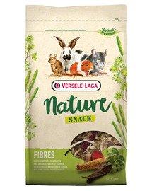 Snack Nature Fibres - błonnikowe ekstrudaty, warzywa 500 g
