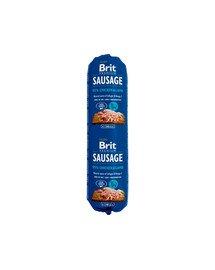 Sausage chicken & lamb 800 g