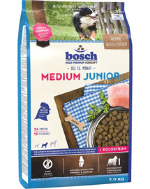 Medium Junior 3 kg