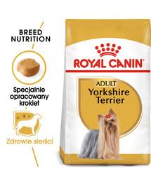 Yorkshire Terrier Adult 500 g karma sucha dla psów dorosłych rasy yorkshire terrier