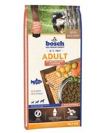 Adult łosoś i ziemniaki 15 kg