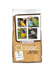 Aviary Classic Bedding Sand 25 kg - piasek z gritem dla ptaków