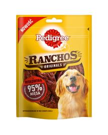 Ranchos Originals z wołowiną 7*70 g