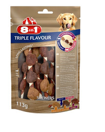 Triple Flavour Skewers 6 szt.